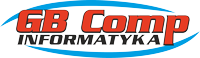 Logo firmy GB Comp Computers&Networks