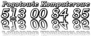 Serwis komputerowy, Pogotowie komputerowe, Pomoc informatyczna 24/7 - GB COMP - Warszawa - Bemowo - Jelonki